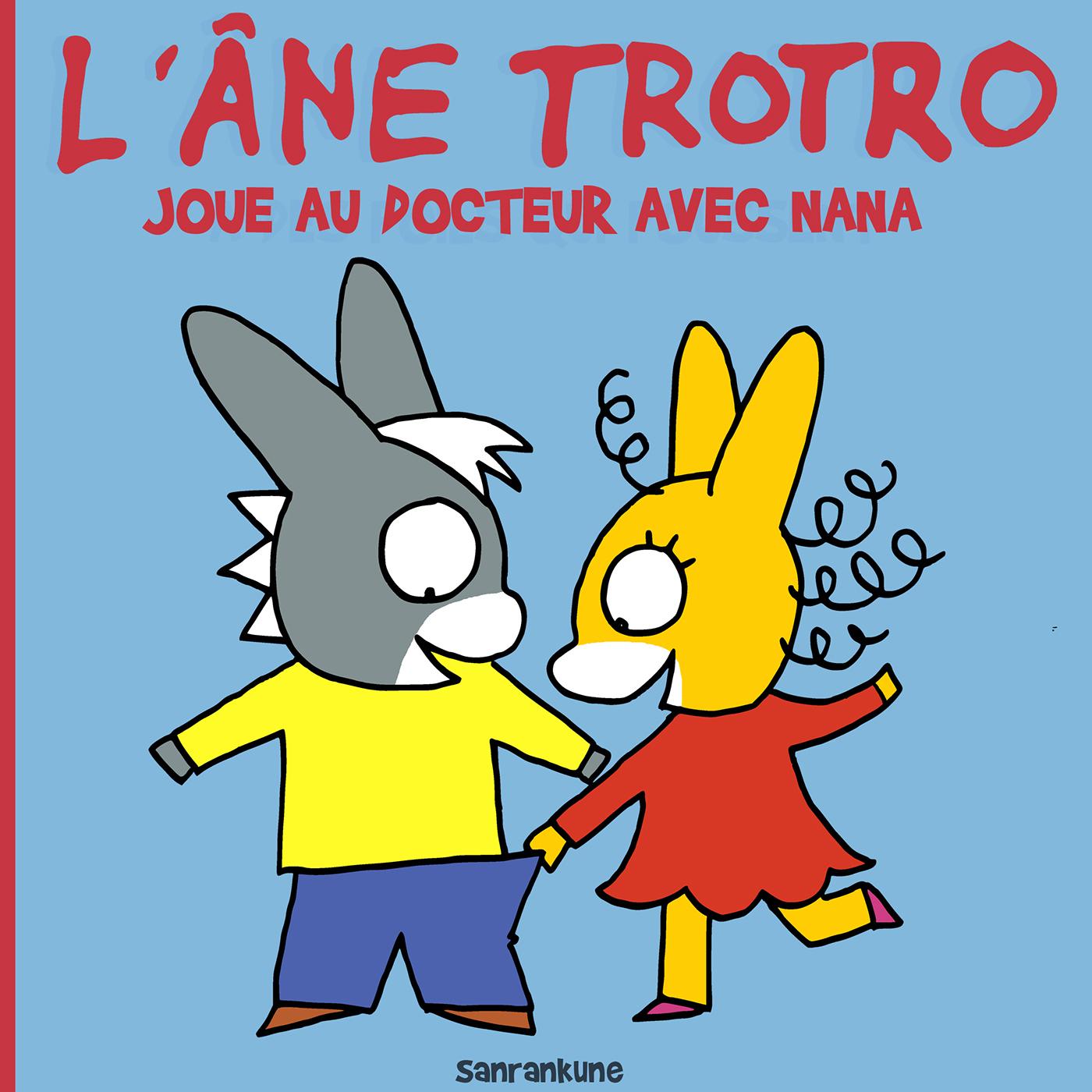Lane Tro Tro. Trotro En Franais. Lne Trotro Et Zaza Ftent à Nouveau Trotro