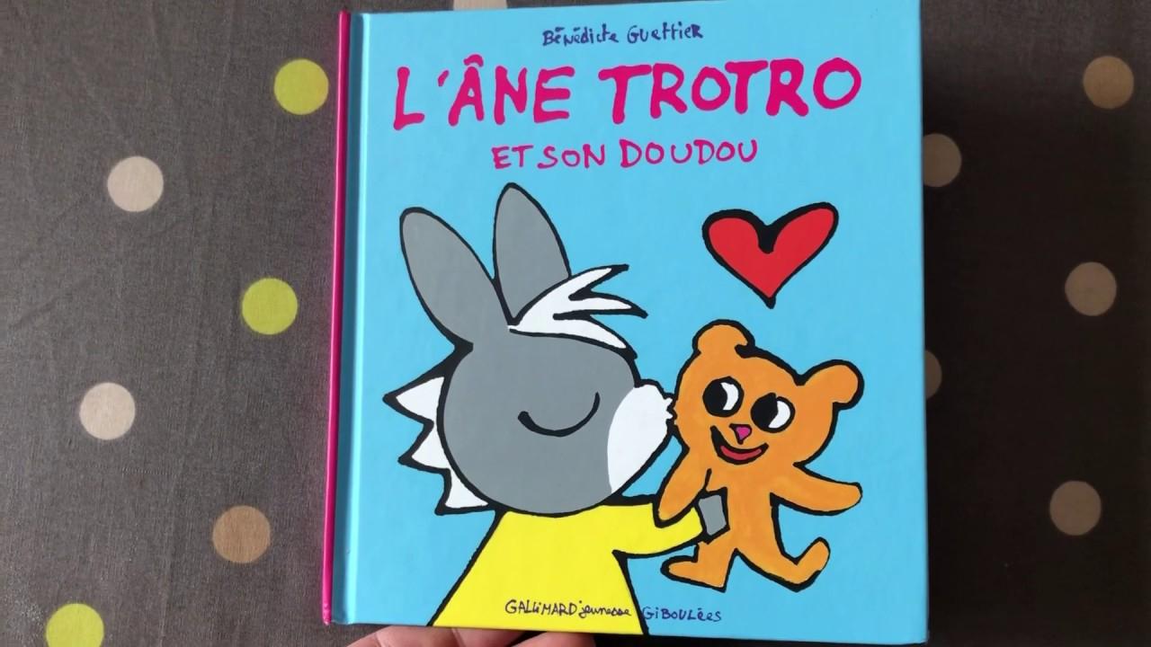 L'âne Trotro Et Son Doudou - Une Histoire De Doudou Pour concernant Doudou Ane Trotro