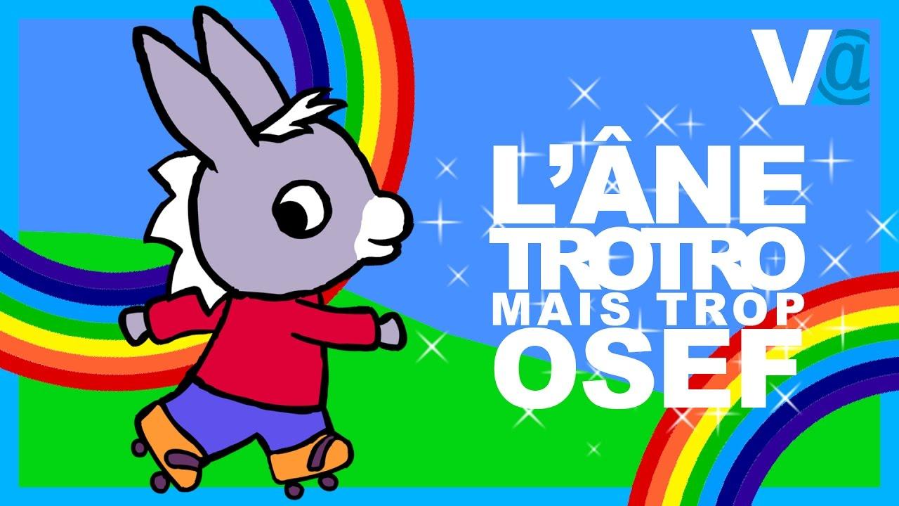 L'âne Trotro, Mais Trop Osef ! à Dessin Animé De Trotro En Francais Gratuit