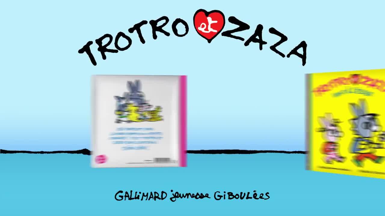 L'âne Trotro - : Trotro Et Zaza Cherchent Leur Doudou intérieur Doudou Ane Trotro