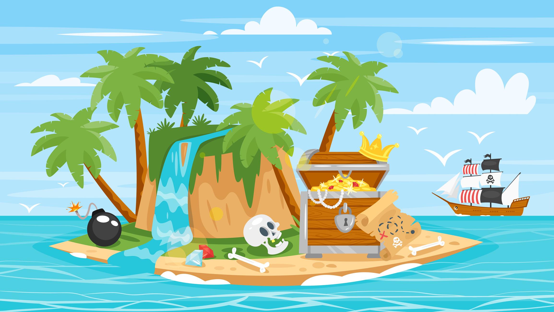 L'apprenti Pirate - Momes intérieur Histoires De Pirates Gratuit