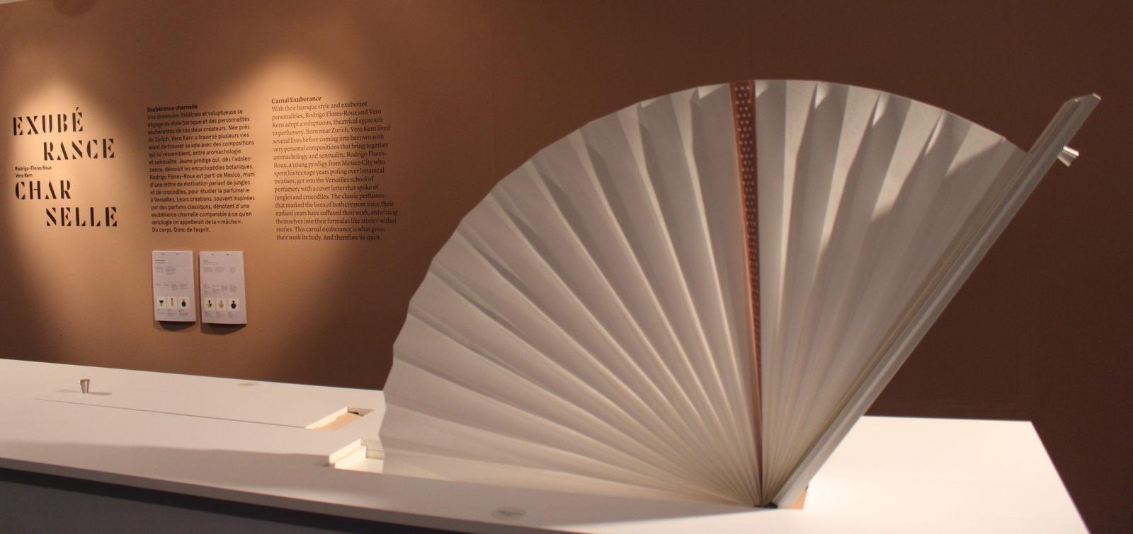 Lausanne : Mudac Et Musée De La Mainparfumeurs, Odeurs Et destiné Odeur Dans Le Nez