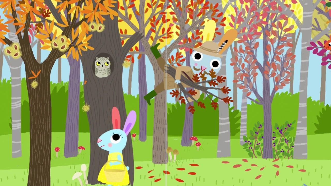 L'automne - Apprendre Les Saisons Avec Pinpin Et Lili pour Caractéristiques De L Automne