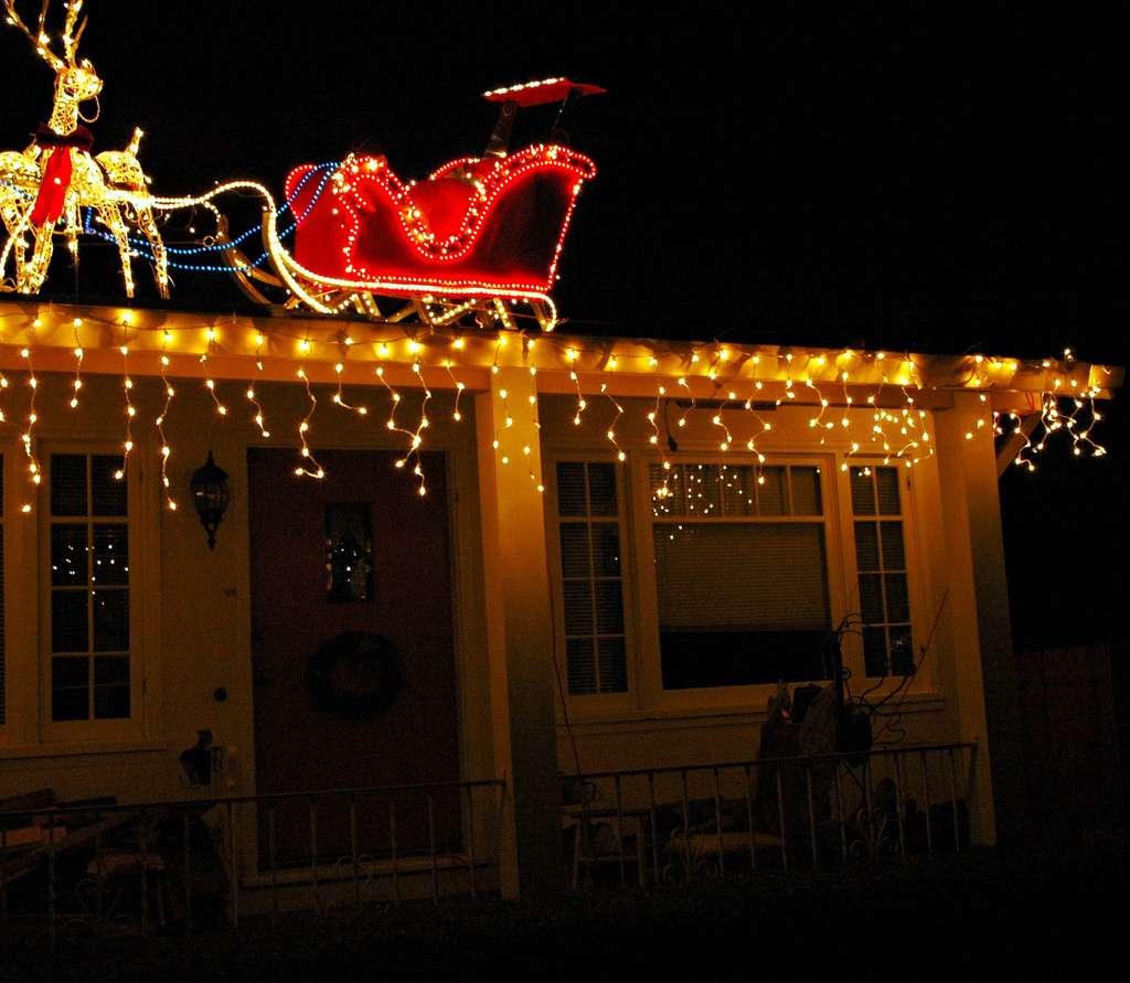 Le 16 H : L'incroyable Efficacité Du Père Noël Expliquée Par tout Image Du Pere Noel Et Son Traineau