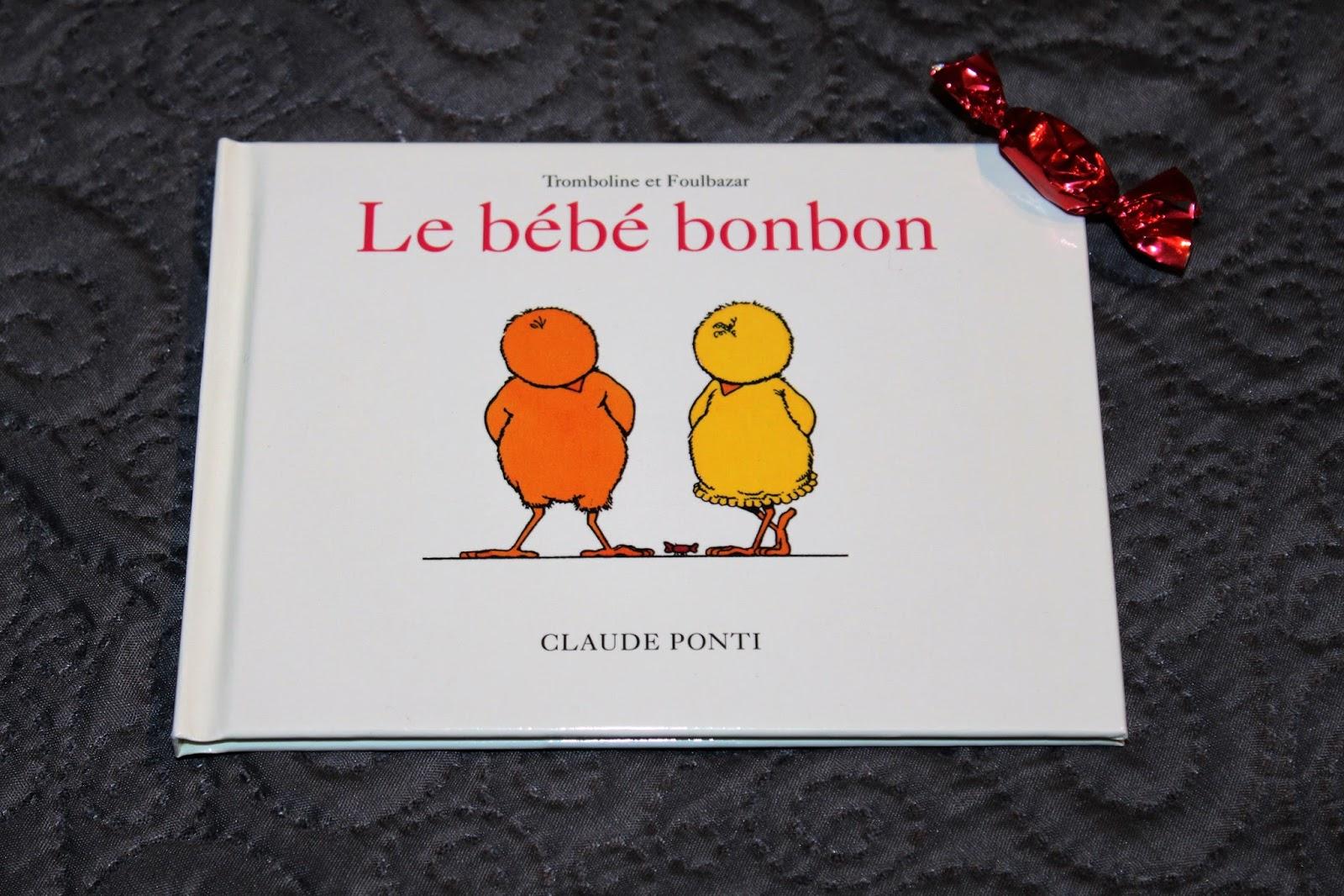 Le Bébé Bonbon (Tromboline Et Foulbazar), De Claude Ponti concernant La Tempête Claude Ponti