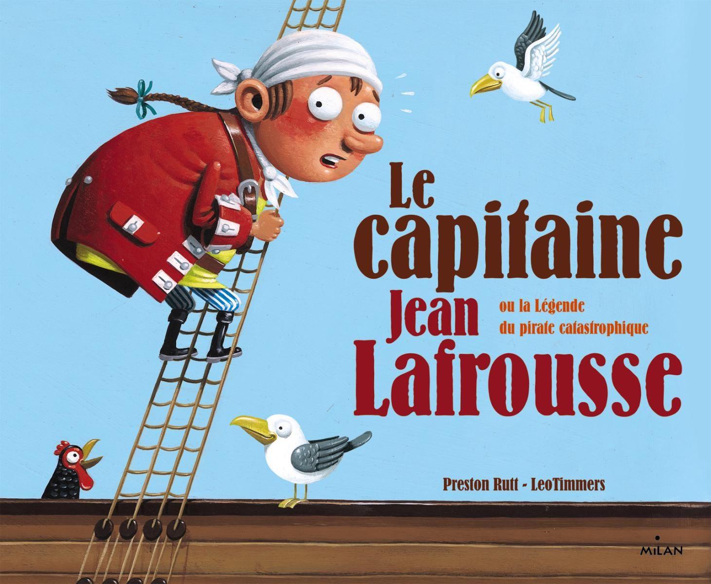 Le Capitaine Jean Lafrousse En 2020 | Livre Jeunesse, Barbe concernant Histoires De Pirates Gratuit