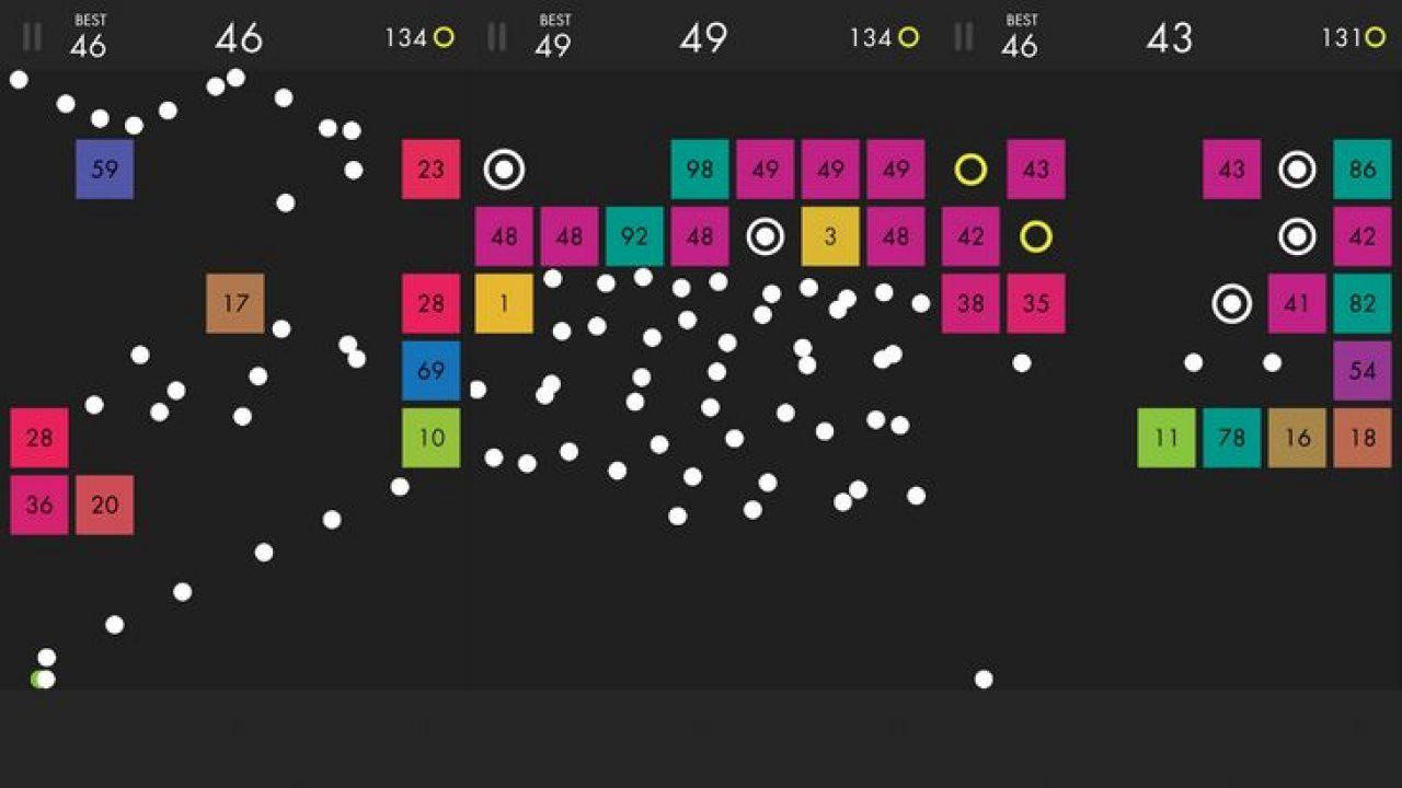 Le Jeu Mobile Du Jour : Ballz (App Store, Google Play dedans Jeux De Casse Brique Gratuit En Ligne