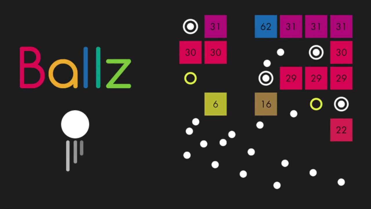 Le Jeu Mobile Du Jour : Ballz (App Store, Google Play pour Jeux De Casse Brique Gratuit En Ligne