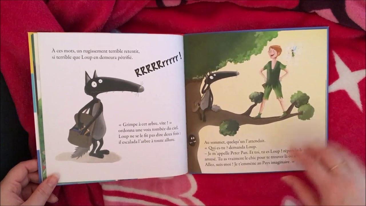 Le Loup Qui N'aimait Pas Lire Orianne Lallemand - Animarecre dedans Le Petit Ogre Qui Voulait Apprendre À Lire
