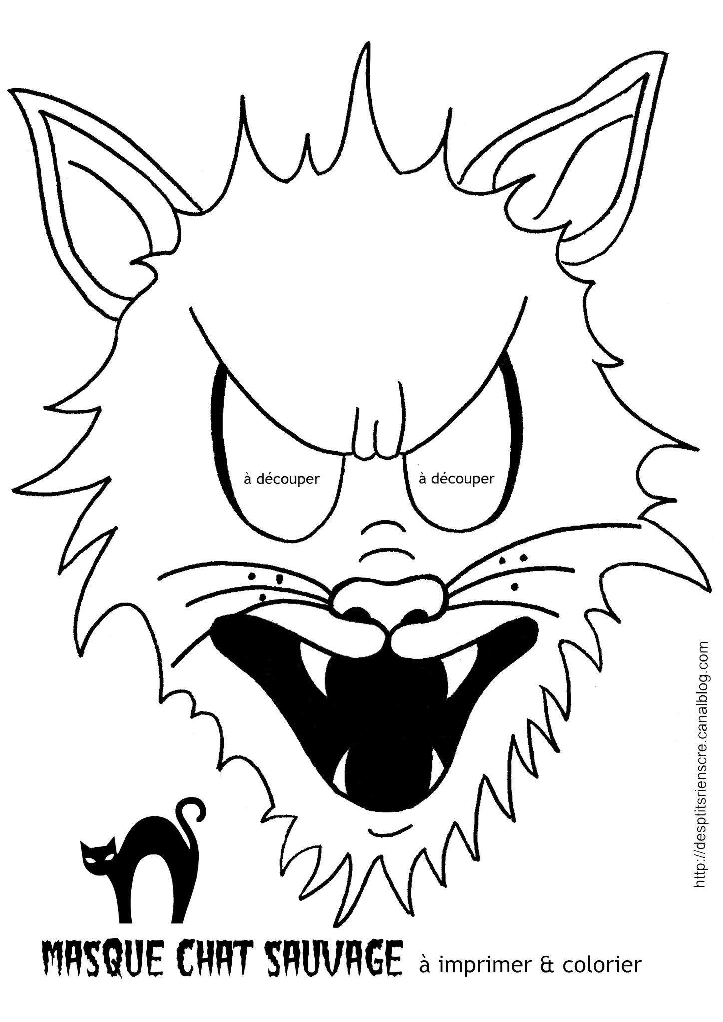 Le Masque Dhalloween Imprimer Diy Le Blog De La Foir. Masque encequiconcerne Squelette A Imprimer