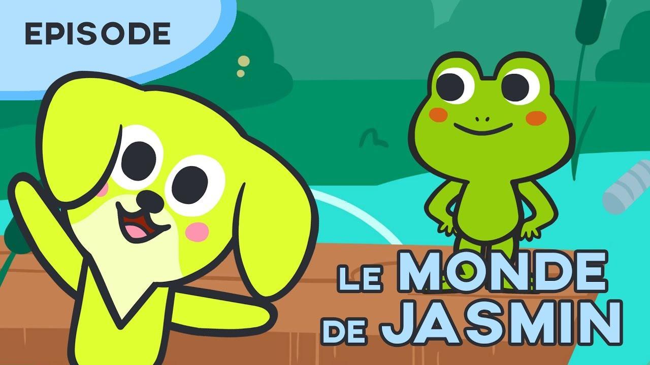Le Monde De Jasmin - Phoebe La Grenouille Hd *dessin Animé intérieur Coloriage Charlotte Aux Fraises Et Ses Amies
