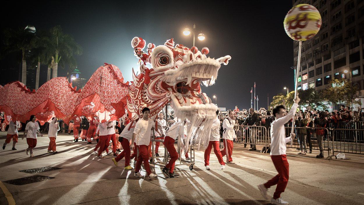 Le Nouvel An Chinois Célébré En Musique Et En Danse | Radio concernant Spectacle Danse Chinoise