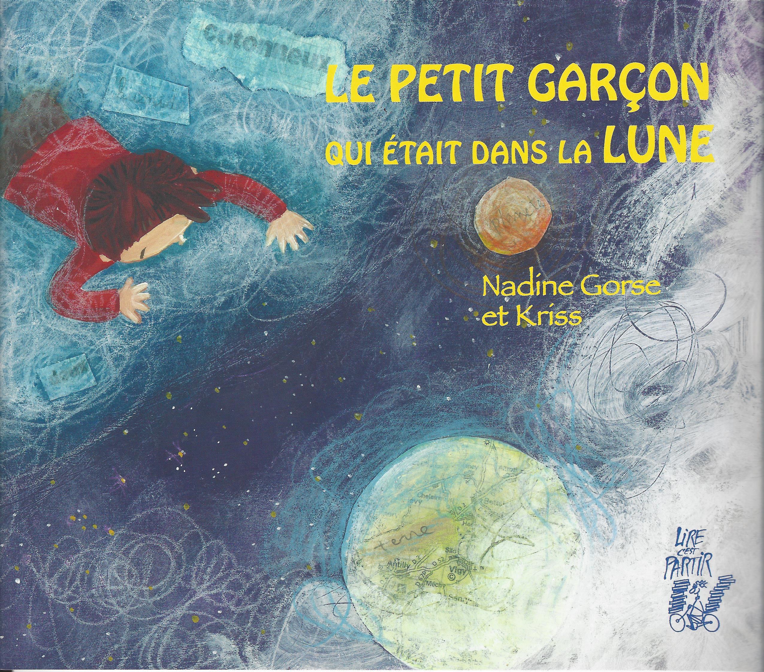 Le Petit Garçon Qui Était Dans La Lune – Lire C'est Partir tout Le Petit Ogre Qui Voulait Apprendre À Lire