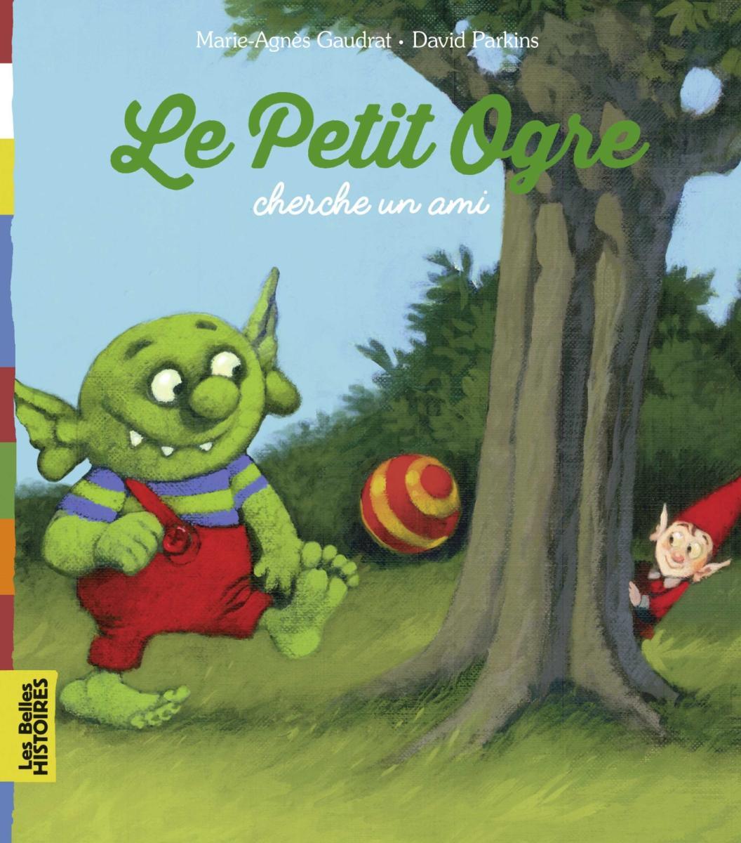 Le Petit Ogre Cherche Un Ami intérieur Le Petit Ogre Qui Voulait Apprendre À Lire