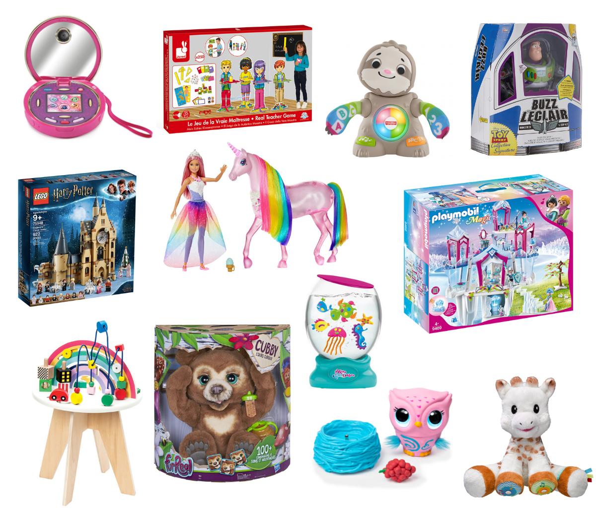 Le Top Des Idées De Cadeaux Pour Ce Noël 2019. | Parents.fr pour Apprendre Les Animaux Pour Bebe
