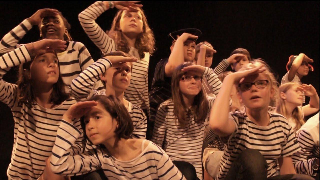 Le Vent Dans Les Voiles - Les Enfantastiques - Chorale destiné Le Vent Dans Les Voiles Chanson