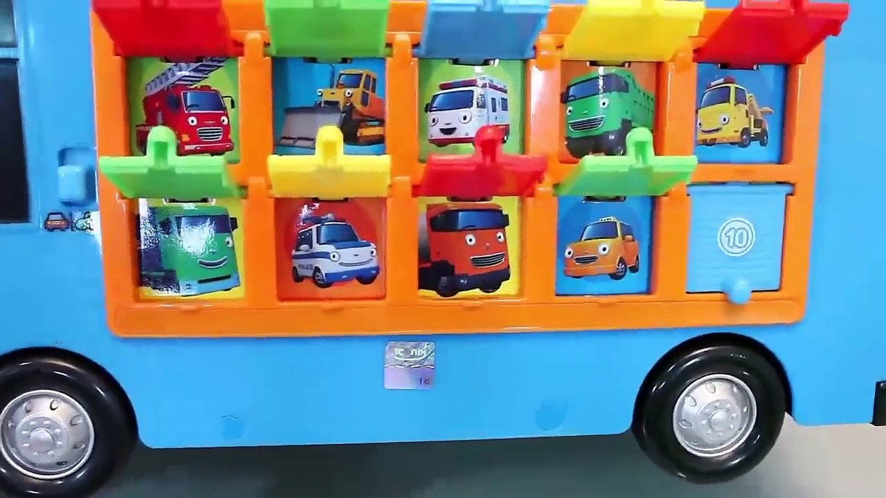 Learn Numbers Tayo The Little Bus Pop Up Pals Musical pour Chanson Robocar Poli