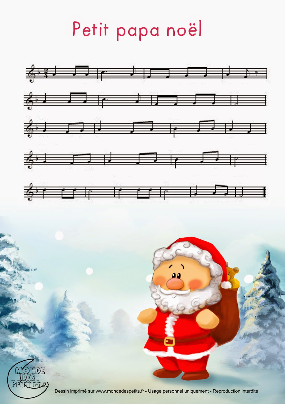 Learn&play - Histoires De Pompoms Wish You A Merry Christmas pour Petit Papa Noel Video