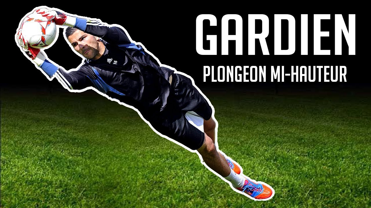 L'entraînement Du Gardien De But Au Football : Exercices Et encequiconcerne Jeux De Foot Gardien De But