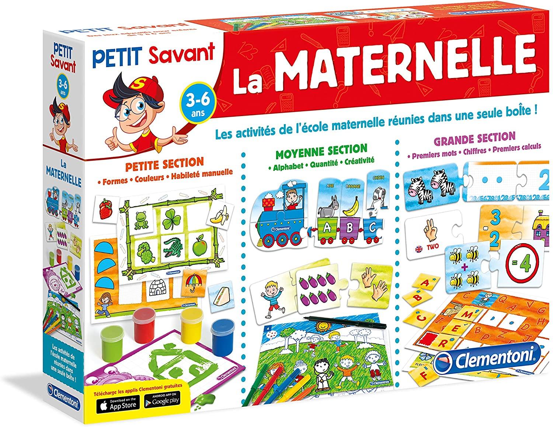 Les 10 Jeux De La Maternelle, dont Jeux Educatif 3 Ans