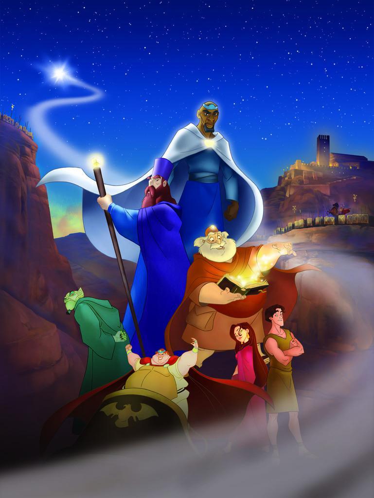 Les 3 Rois Mages De Antonio Navarro (2003) - Unifrance dedans 3 Roi Mage