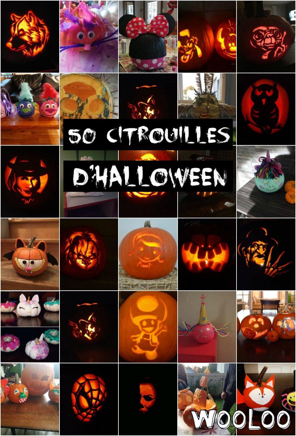 Les 50 Plus Belles Citrouilles D'halloween | Citrouille destiné Photo De Citrouille D Halloween
