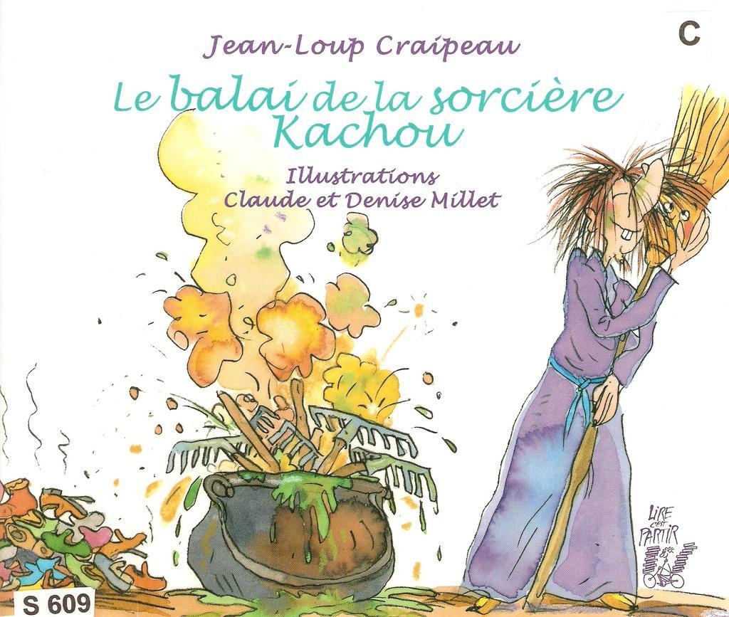 Les Albums Du Mois D'octobre - Rpi Chatain Genouille Surin tout La Sorciere Tambouille