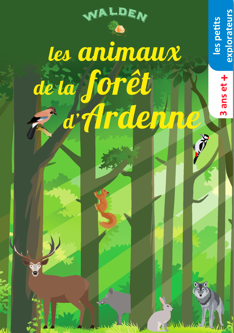 Les Animaux De La Forêt D'Ardenne à Image D Animaux De La Foret