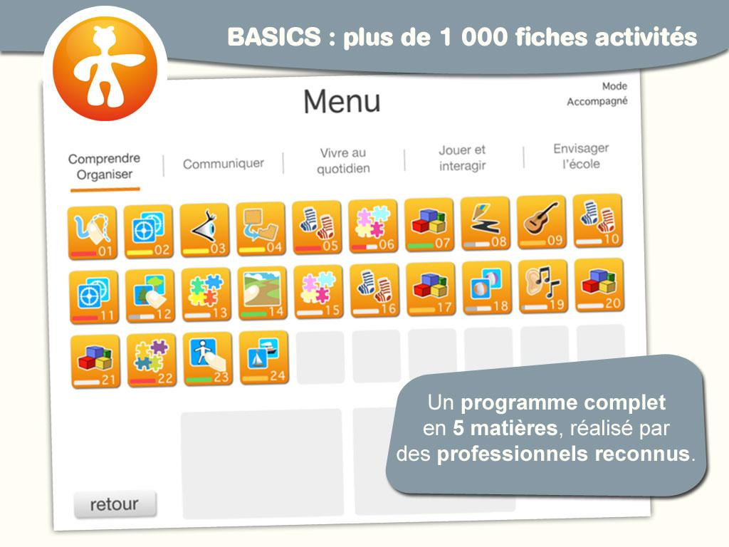 Les Applications Pour Tablettes - Autisme Formations En encequiconcerne Jeux 3 Ans En Ligne Gratuit