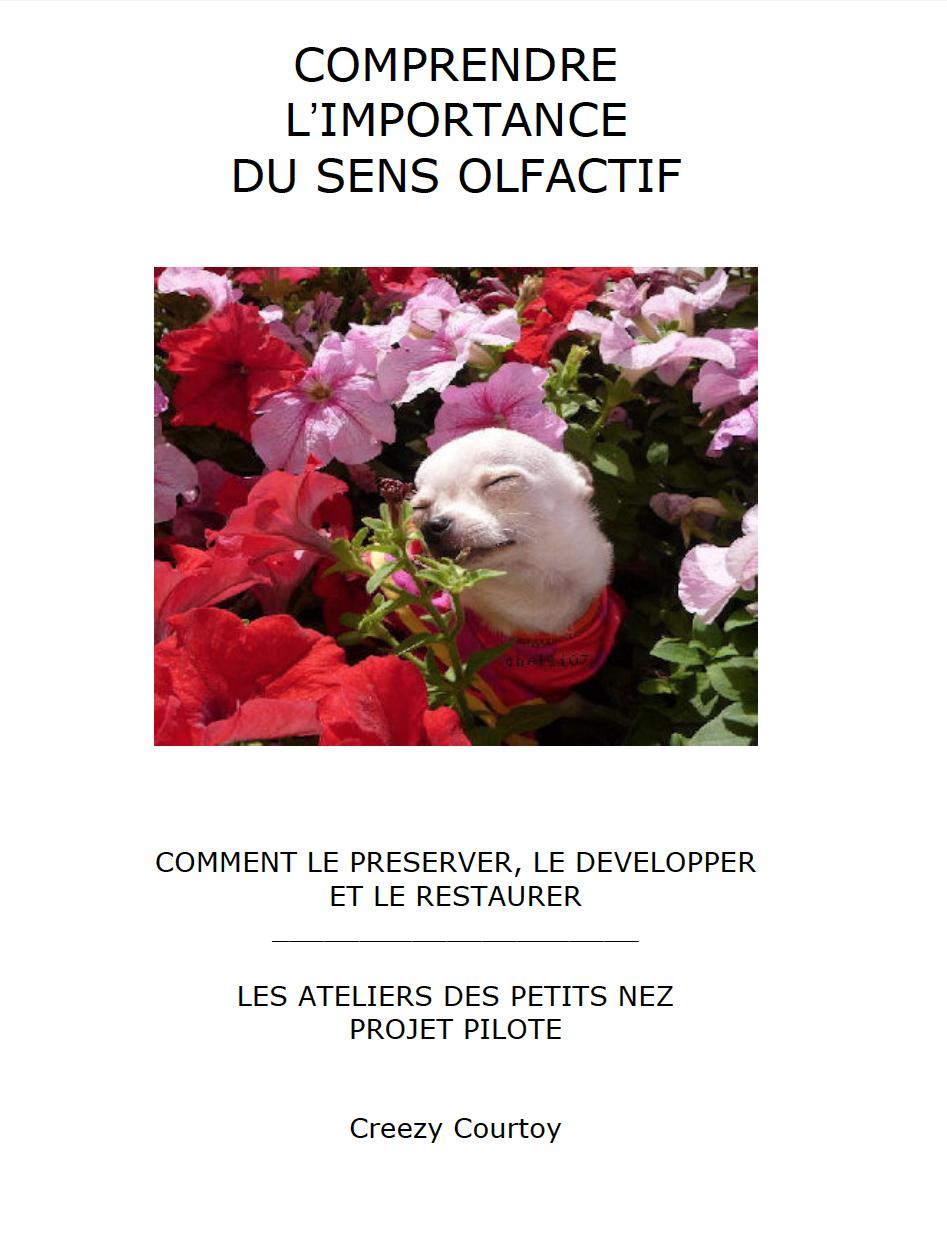 Les Ateliers Des Petits Nez serapportantà Sens Olfactif