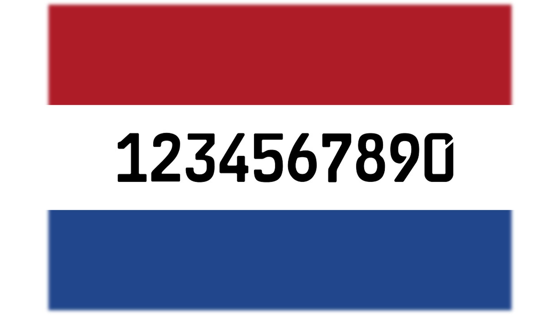 Les Chiffres En Néerlandais : Compter De 1 À 1000 | Colanguage serapportantà Nombre En Espagnol De 1 A 1000