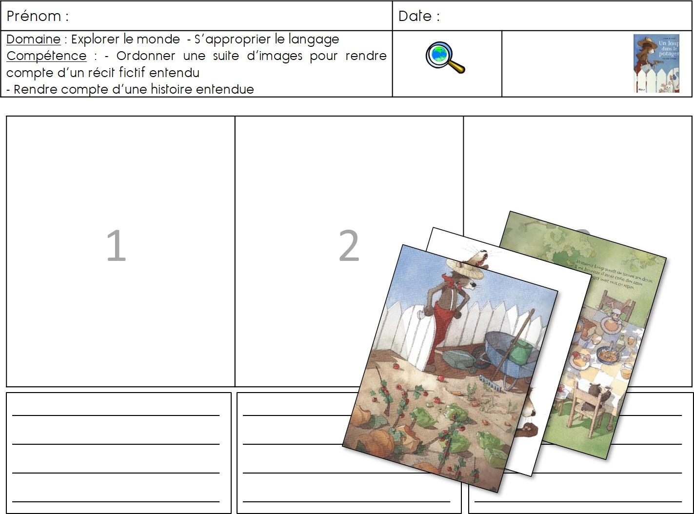 Les Jeux De Jean Noël : Le Printemps À La Maternelle dedans Images Séquentielles Maternelle