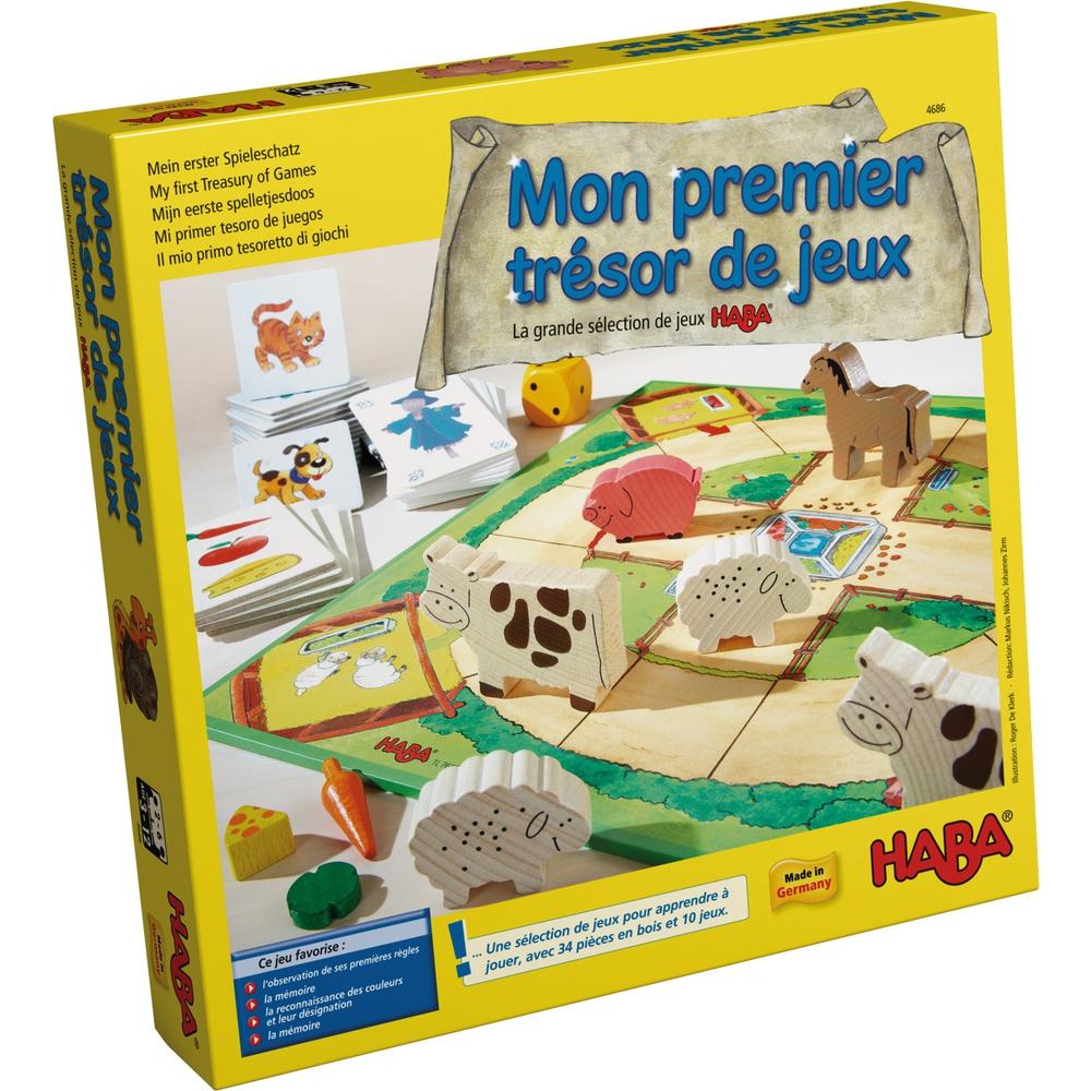 Les Jeux De Société Incontournables Pour Les Petits Marmots pour Jeux Pour Enfant De 3 Ans