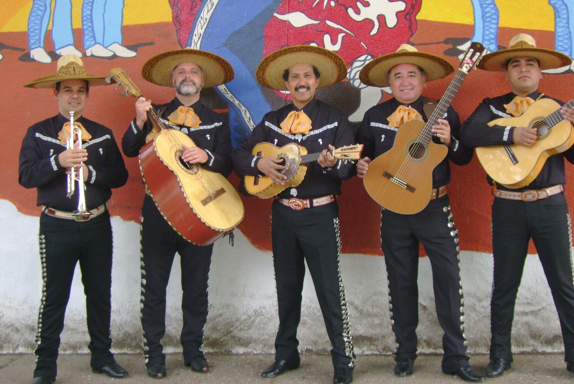 Les Mariachis Sont Des Musiciens Mexicains | Happy Birthday pour Musicien Mexicain