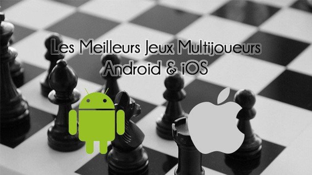 Les Meilleurs Jeux Multijoueurs Android Et Iphone Pour avec Jeux De Puissance 4 Gratuit
