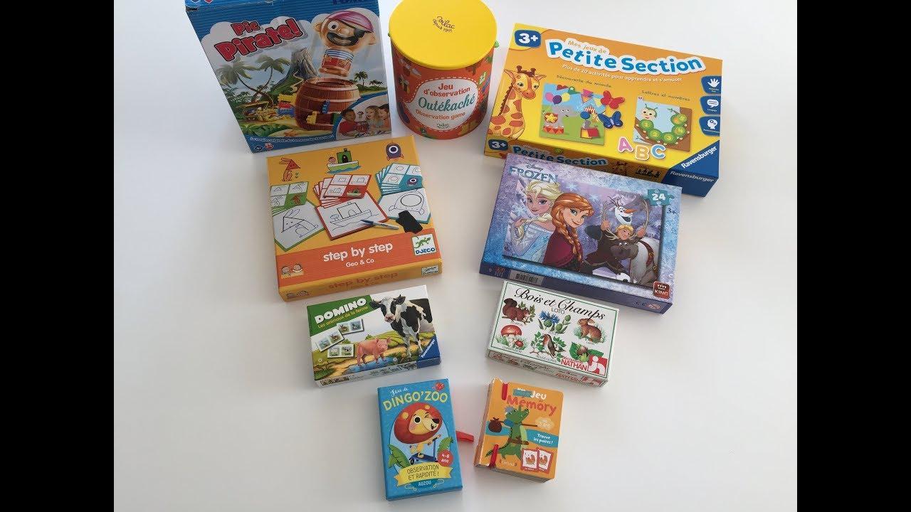 Les Meilleurs Jeux Pour Enfants A Partir De 3Ans destiné Jeux Pour Enfant De 3 Ans