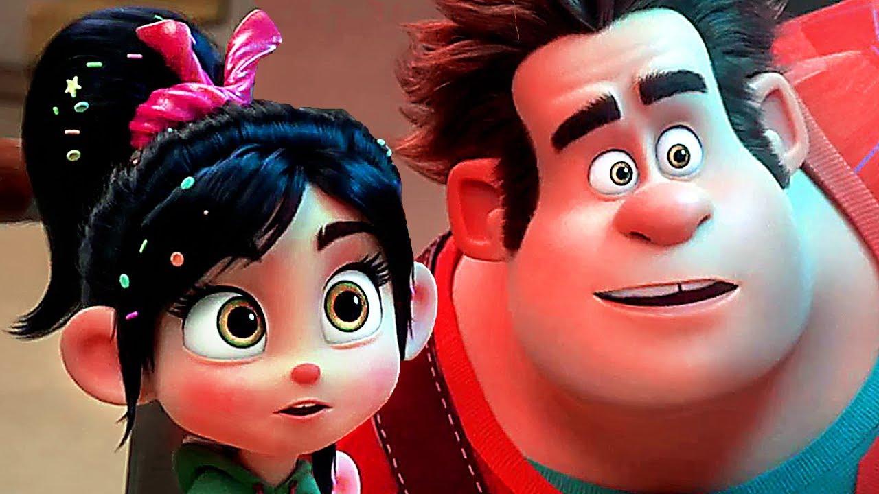 Les Mondes De Ralph 2 Bande Annonce Vf (Animation, Famille, 2019) destiné Coloriage Ralph La Casse