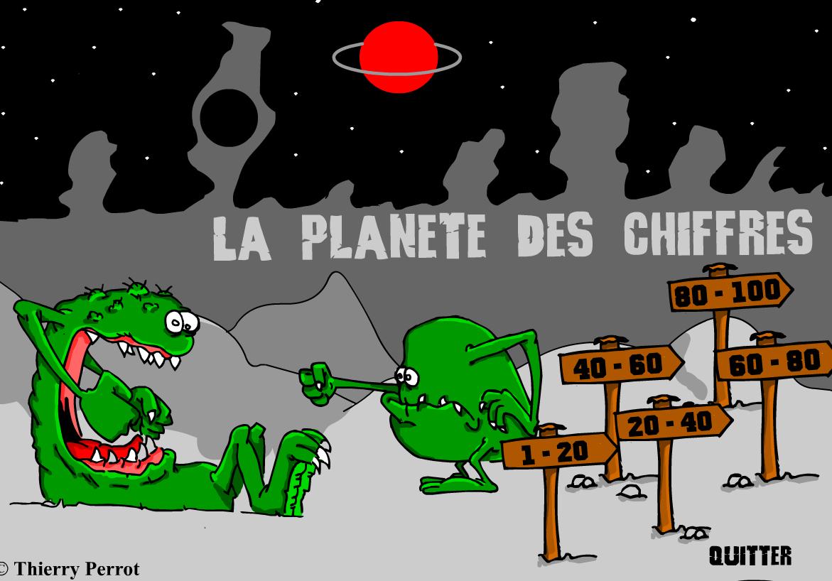 Les Nombres - Site De Français Langue Etrangère tout Chanson Des Chiffres En Français