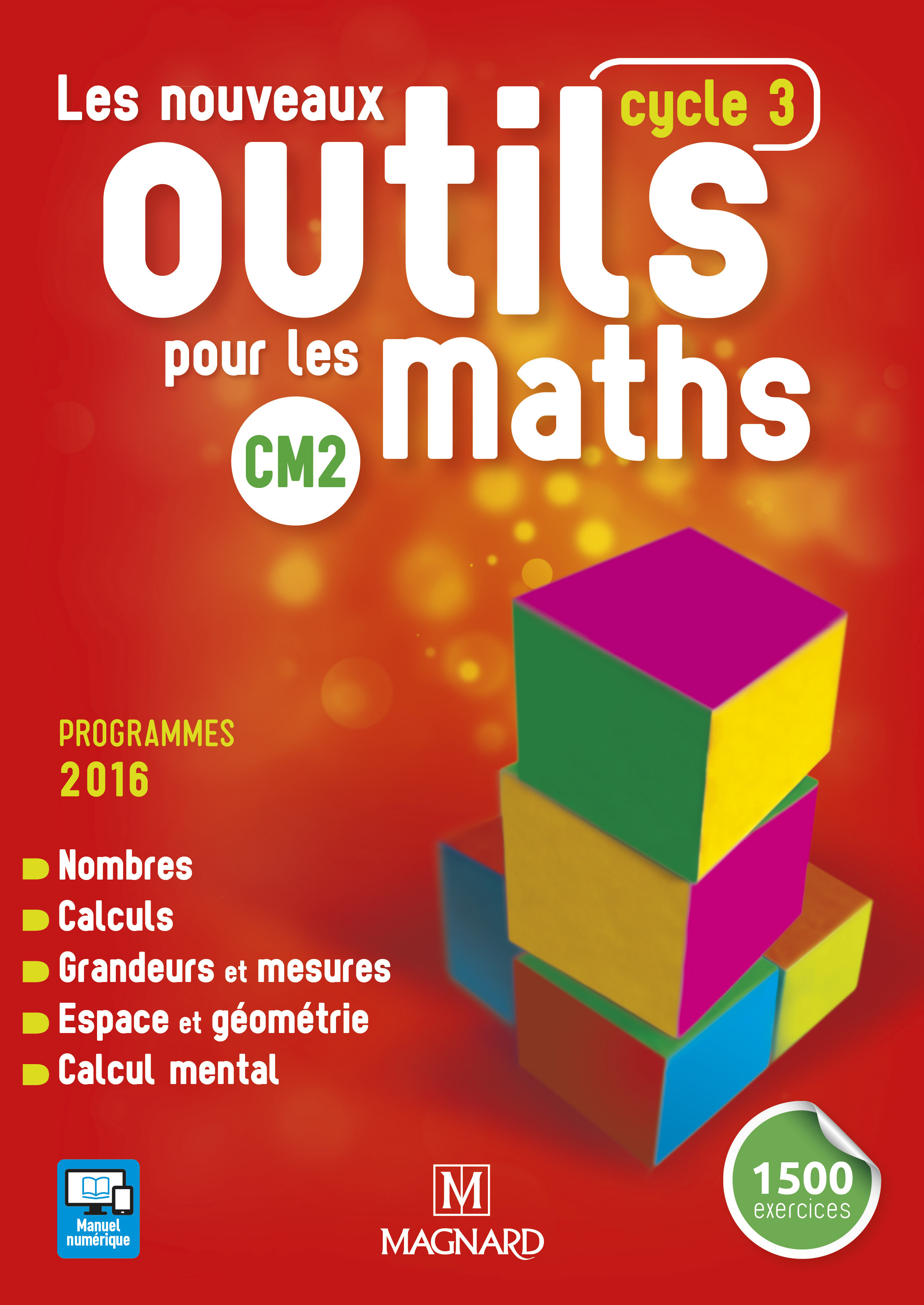 Les Nouveaux Outils Pour Les Maths Cm2 (2017) - Manuel De L dedans Exercice Cm2 Gratuit