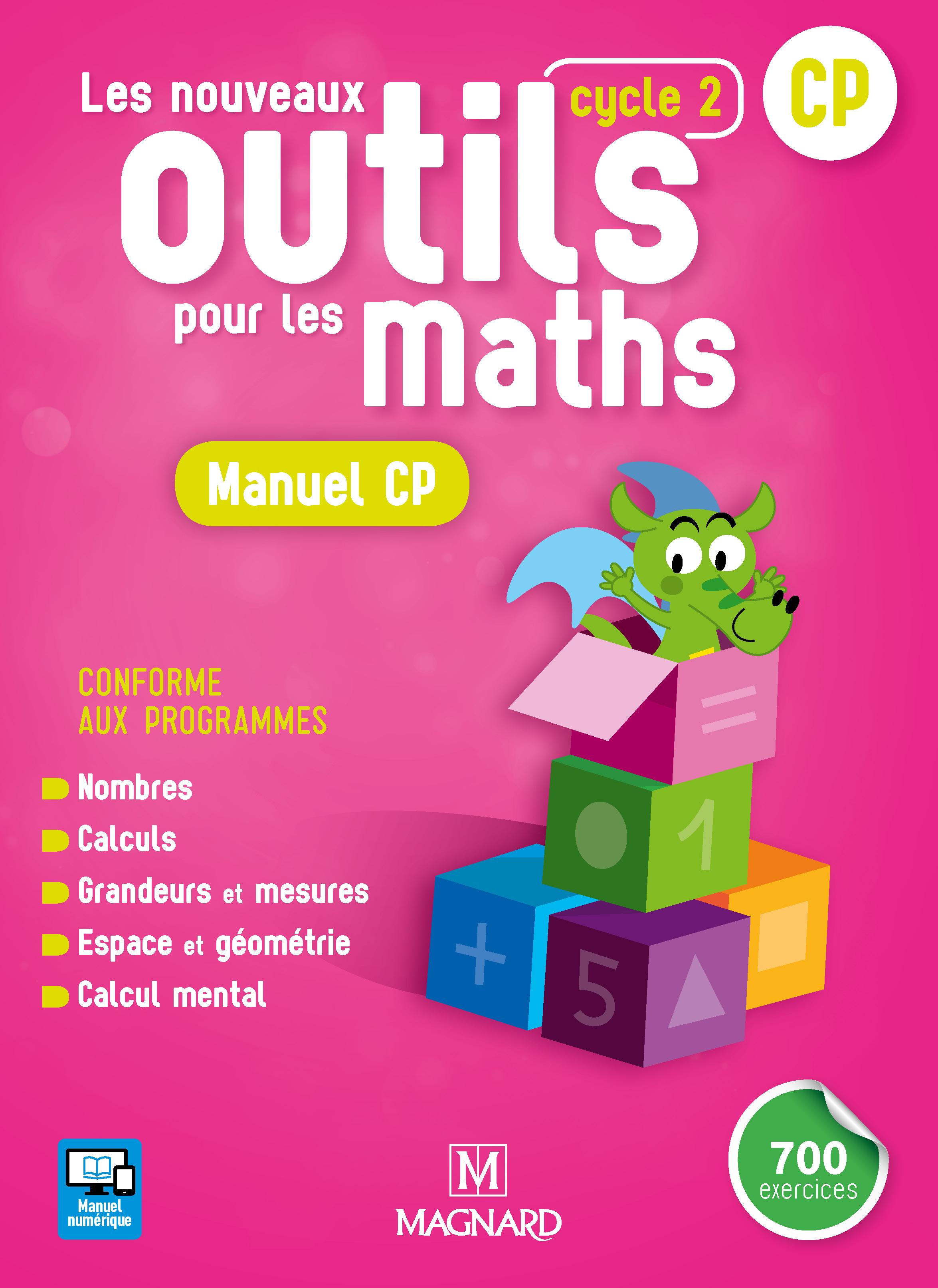 Les Nouveaux Outils Pour Les Maths Cp (2018) - Manuel De L concernant Fiche Géométrie Cp