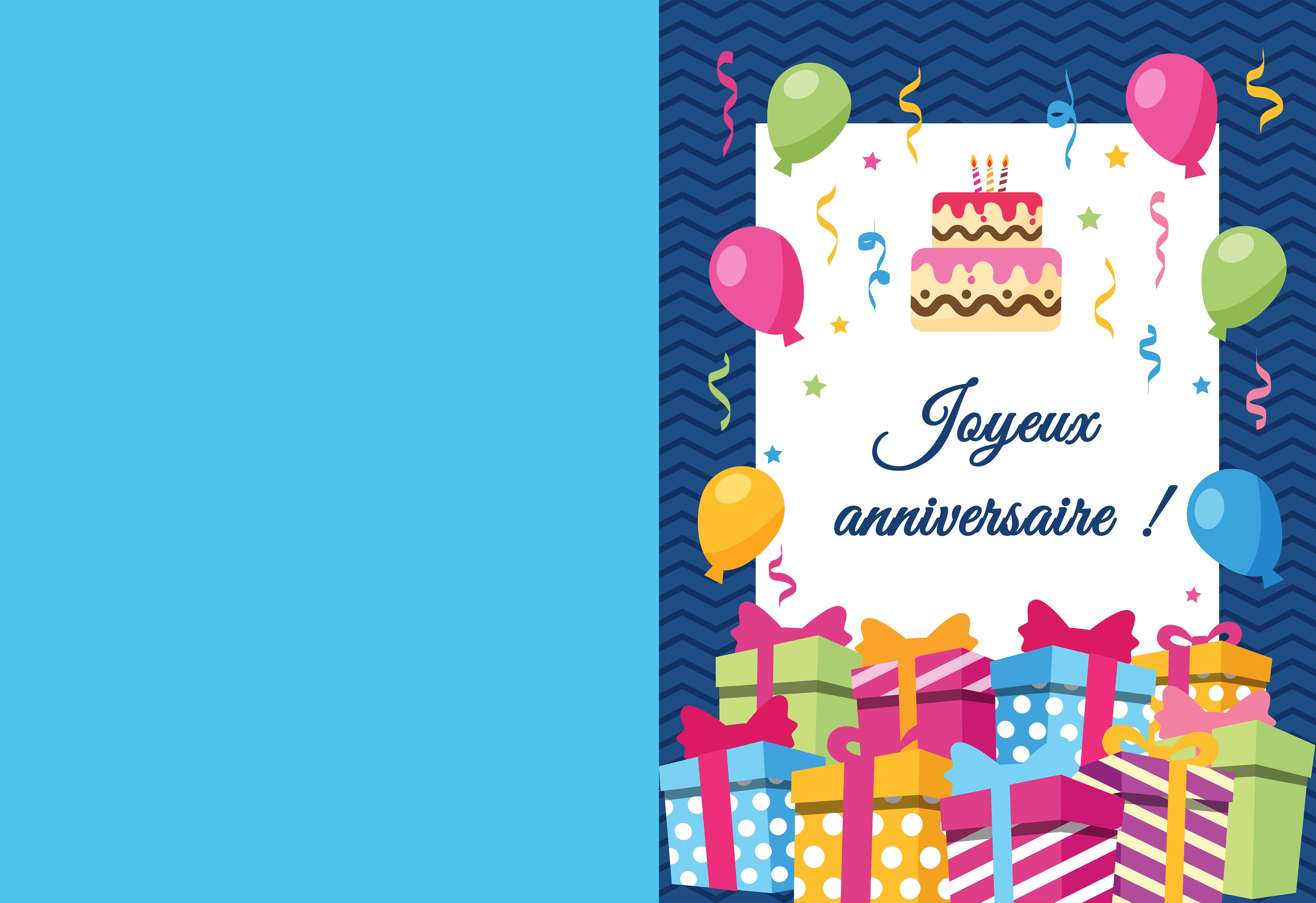 Les Plus Belles Cartes D'anniversaire Gratuites Et intérieur Carte Bonne Fete Maman A Imprimer