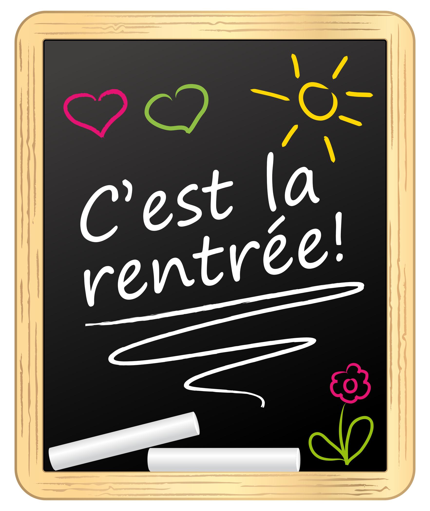 Les S De La Rentrée – Collège Montesquieu Sainte-Marie intérieur Image Bonne Rentrée Des Classes