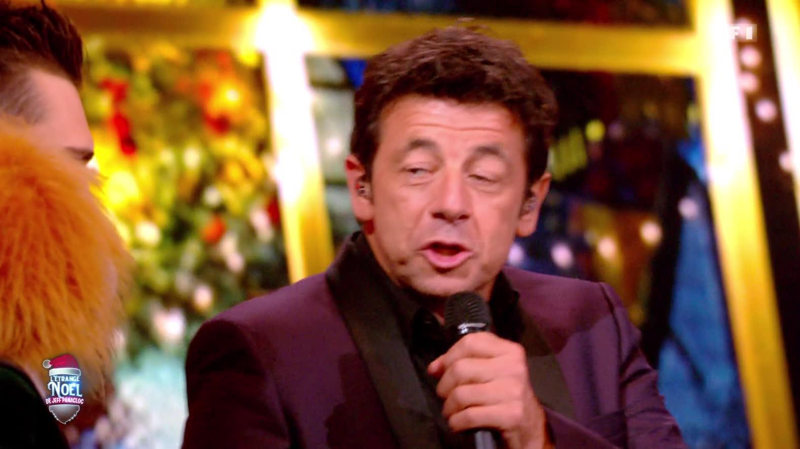 L'étrange Noël De Jeff Panacloc - Samedi 8 Décembre 2018 tout Chanson Dans Son Manteau Rouge Et Blanc