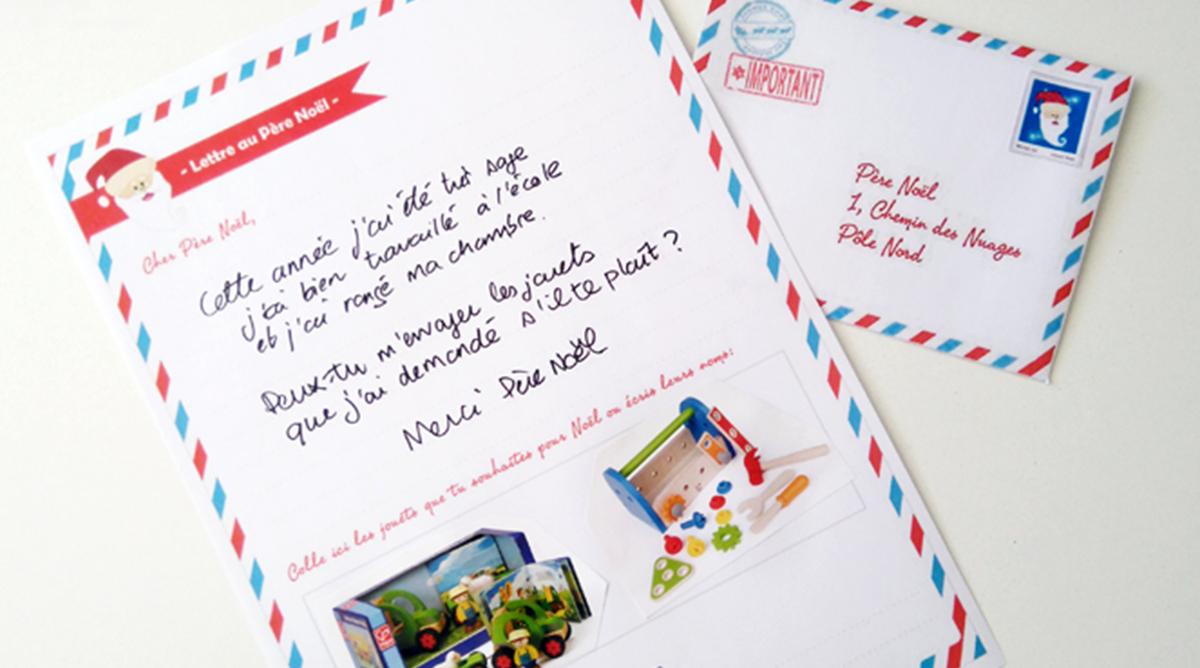 Lettre Au Père Au Noël À Imprimer - Momes destiné Liste Pere Noel Imprimer
