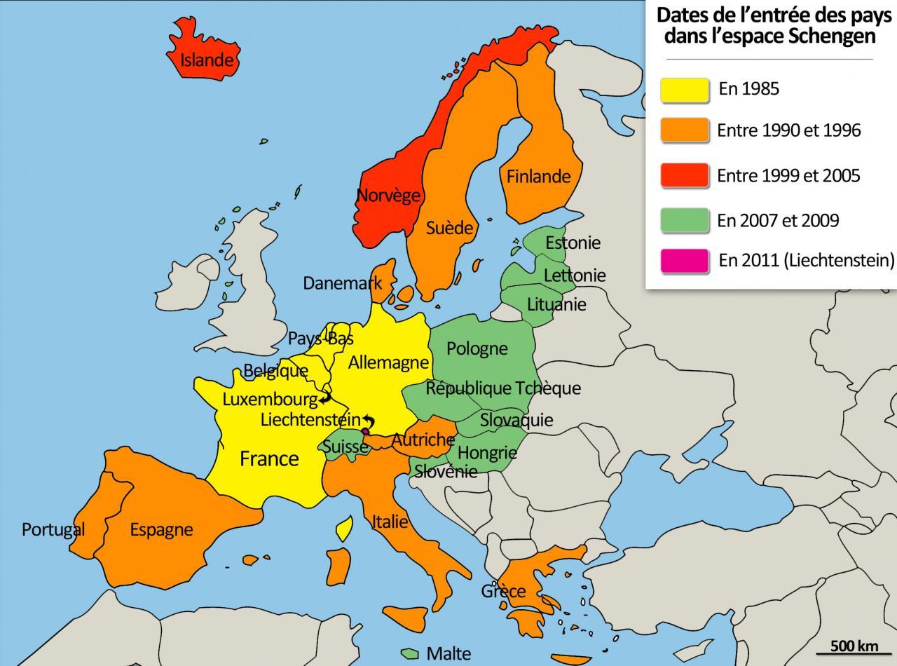L'islande - Carte Europe à Carte Europe Capitale