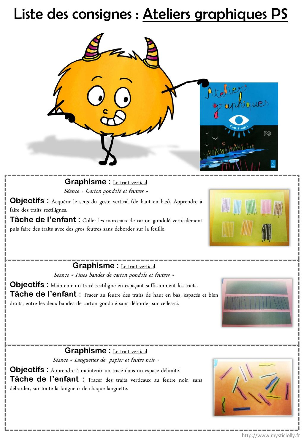 Liste Des Consignes : Ateliers Graphiques Ps - Ppt Télécharger avec Ateliers Graphiques Ps