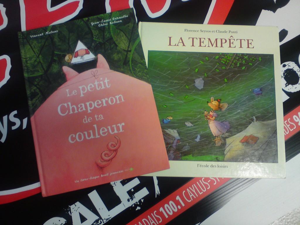 Livre >> La Tempête De Florence Seyvos Et Claude Ponti – Cd pour La Tempête Claude Ponti