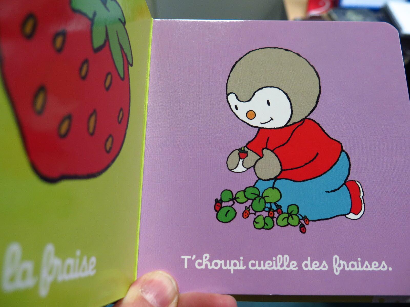 Livres - Bd   T'choupi, Pourquoi Ça Marche? à Tchoupi Au Marché