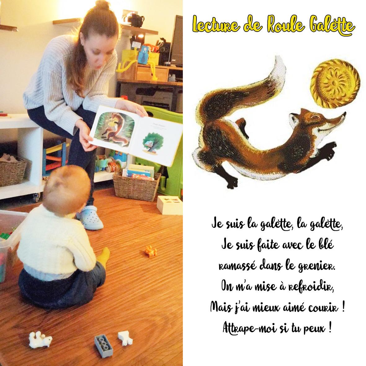 Livres - Roule Galette 🥮👑📚 - L'atelier Pomme D'happy serapportantà Histoire Roule Galette