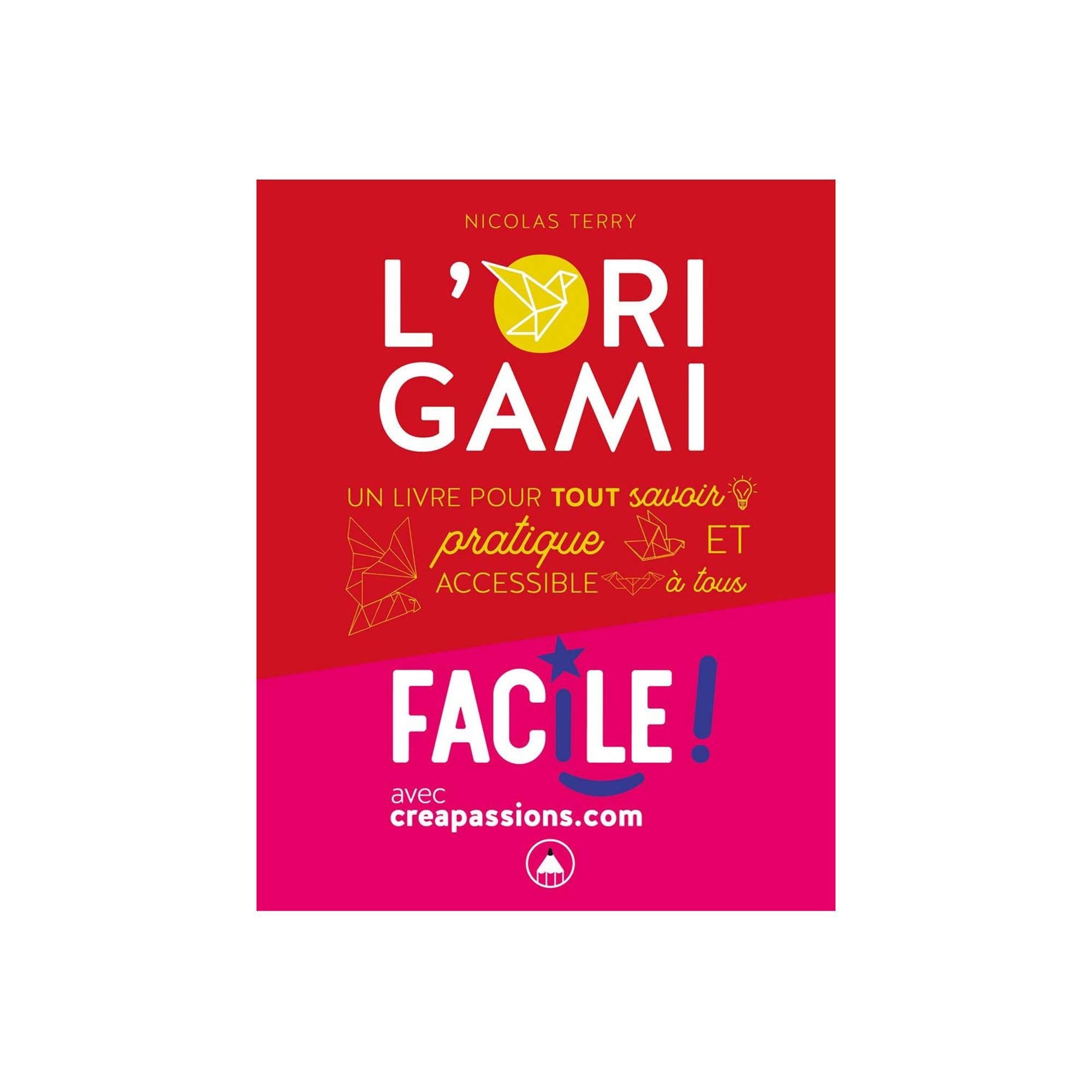 L'Origami Facile – Livre En Français dedans Origami Facile A Faire En Français